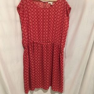 Forever 21 plus red dress
